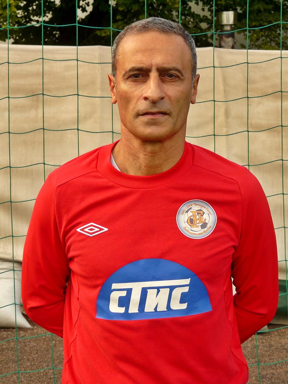 Абрамов Олег Данилович